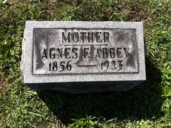 Agnes F. <i>Phillips</i> Abbey