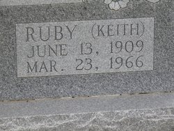 Ima Ruby <i>Keith</i> Auvenshine