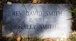 Rev David Crockett Smith