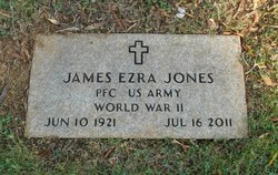 James Ezra Jones