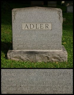 Helene L. <i>Adler</i> DeFord