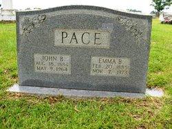 John Barnabus Barney Pace
