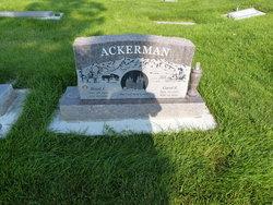 Carol Faye <i>Simmons</i> Ackerman