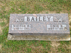 Victor H Bailey