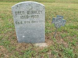 Oren A. Haley