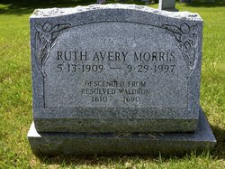 Ruth Avery Morris