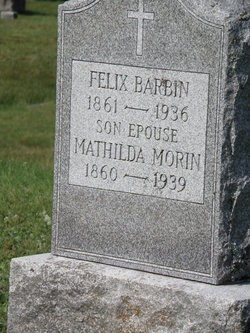 Felix Leonard Barbin