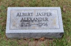 Albert Jasper Alexander