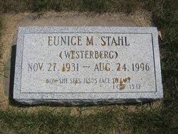 Eunice Marie <i>Westerberg</i> Stahl