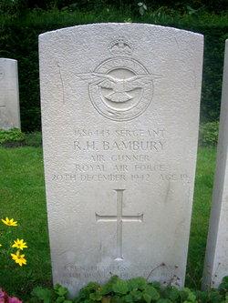 Sergeant (Air Gnr.) Roy Henry Bambury