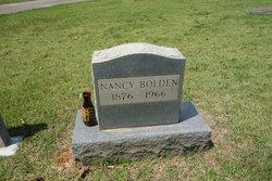 Nancy <i>George</i> Bolden