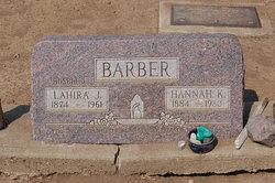 Lahira J. Barber