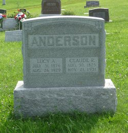 Lucy Agnes <i>Poush</i> Anderson