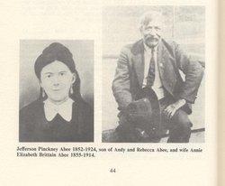 Jefferson Pinkney Abee