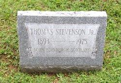Thomas Stevenson, Jr