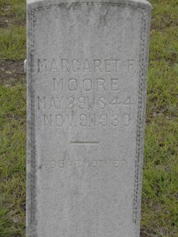 Margaret Frances <i>Brown</i> Moore