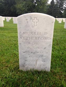 Muriel Dean Retherford