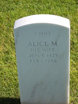 Alice Mary Bishop