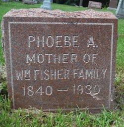 Phoebe A <i>Fairholm</i> Fisher