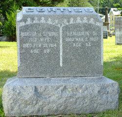Martha J <i>Strong</i> Curtiss
