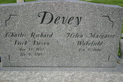 Charles Richard Dick Devey