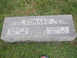 Carrie Golda <i>Downey</i> Conrad