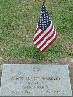 James Ernest Wardley