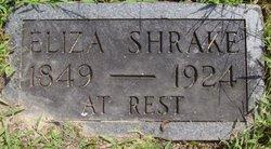 Eliza Shrake