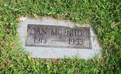 Daniel McCain McBride
