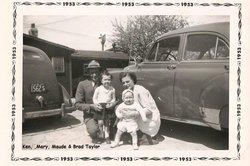Maude Madeline <i>Cavana</i> Taylor