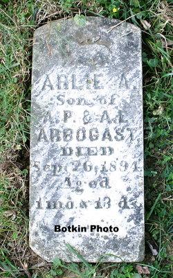 Arlie A.. Arbogast