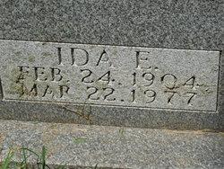 Ida Elizabeth <i>Wammes</i> Overmier