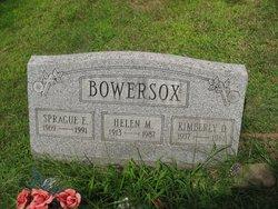 Sprague Bowersox