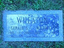 Mildred E Wheaton