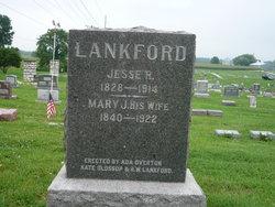 Jesse R Lankford