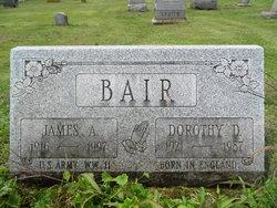 James A Bair
