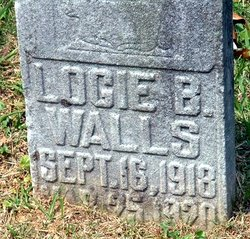 Logie B Walls