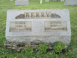 Mary <i>Clement</i> Berry