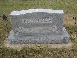 Naoma Hanna <i>Chaffee</i> Berkeland