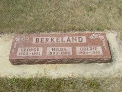 Goldie Berkeland
