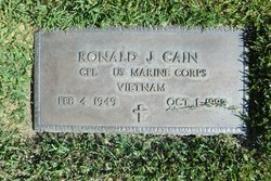 Ronald Joseph Cain