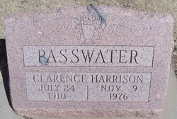 Clarence Harrison Passwater