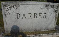 William Sherrill Barber
