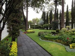 Mexico City National Cemetery