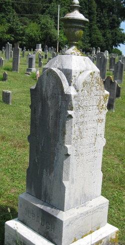 Henrietta Sophia <i>Cramer</i> Albaugh