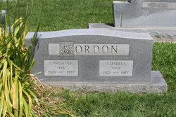 Charles H Flop Gordon