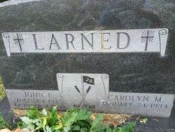 John E Larned