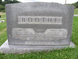 Hettie M. <i>Brewster</i> Boothe