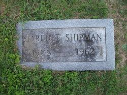 Jared Thomas Shipman