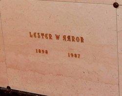 Lester W Aaron